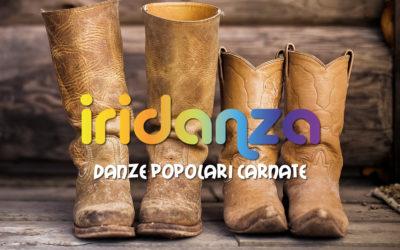 ISCRIZIONI APERTE AL CORSO DI COUNTRY LINE DANCE 2019